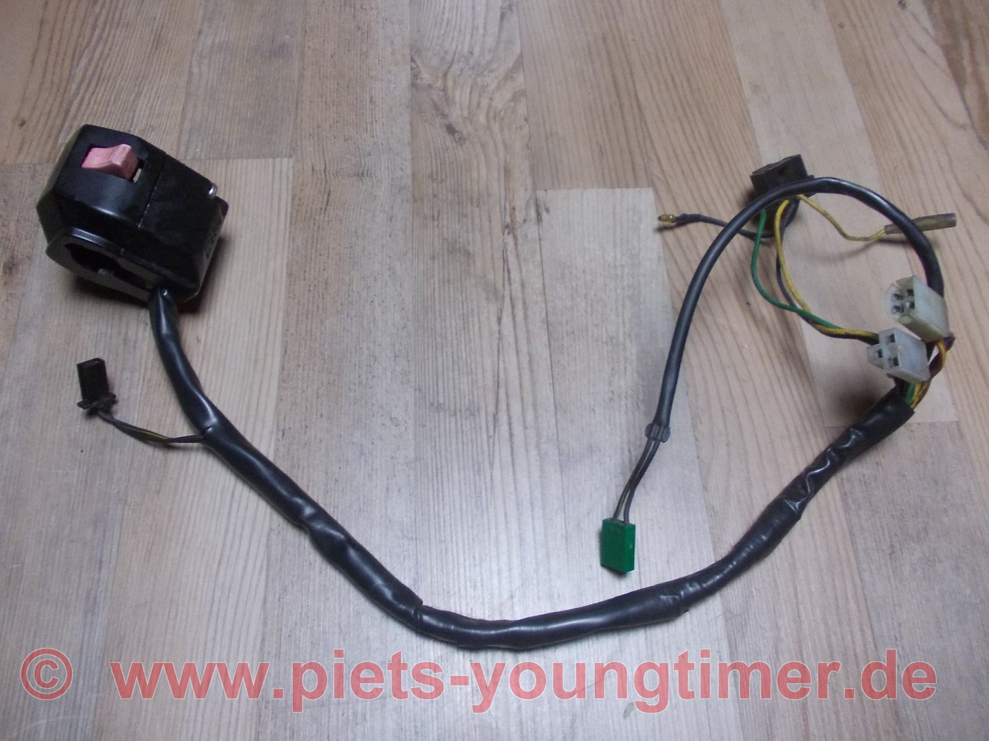 YAMAHA XJ 900F 4BB LENKERSCHALTER LINKS